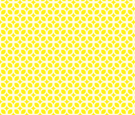 lemon squares fabric by amybethunephotography on Spoonflower - custom fabric