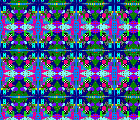 JamJax In and Way Out fabric by jamjax on Spoonflower - custom fabric