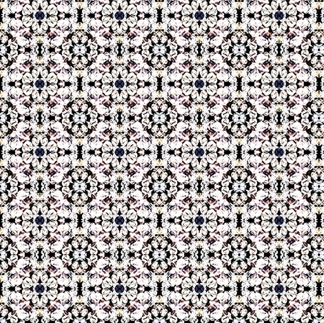 City Floral fabric by kristopherk on Spoonflower - custom fabric
