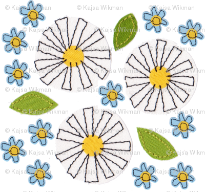 Forget-me Daisy!