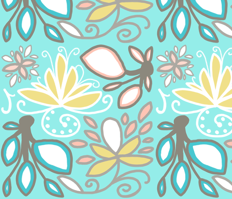fabric_pretty_sweet fabric by emilyb123 on Spoonflower - custom fabric