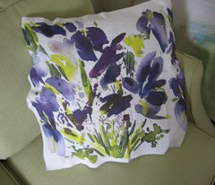 C'EST LA VIV Garden Lark Collection_SIBERIAN IRIS