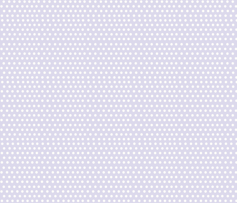 Purple Polka Dots fabric by thehandmadehome on Spoonflower - custom fabric