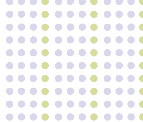 Polkadots Hayley fabric by thehandmadehome on Spoonflower - custom fabric