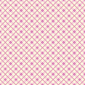 Pinkberry Plaid