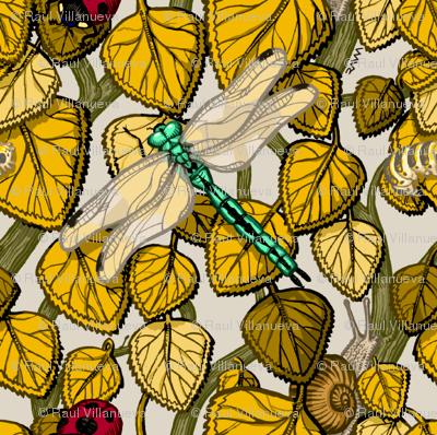 bugs in the bush -fall