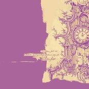 189890_pillow_clock_pink_cream_22x22_shop_thumb