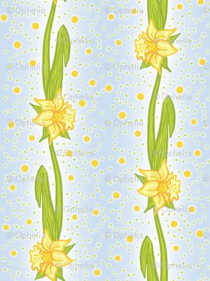 Daffodil Stripe
