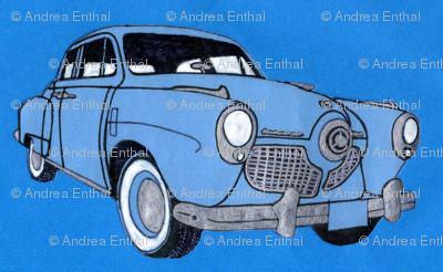 1951 bulletnose Studebaker
