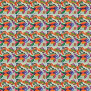 FISH TILE