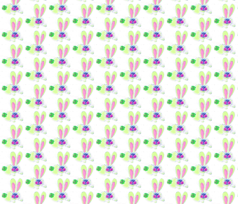 jellybean tails fabric by jellybeanquilter on Spoonflower - custom fabric