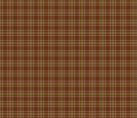 Caithness District Tartan/Plaid - version 1 of 4 fabric by rengal on Spoonflower - custom fabric