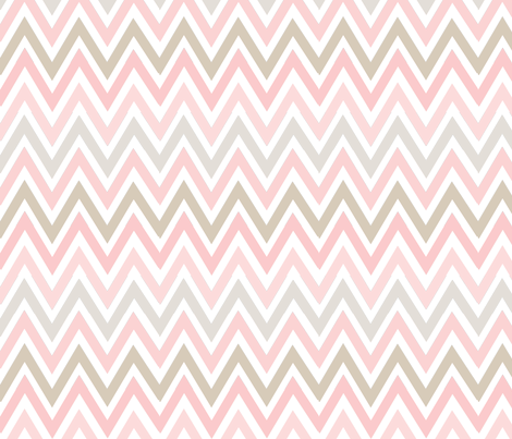 zig to your zag fabric by thehandmadehome on Spoonflower - custom fabric