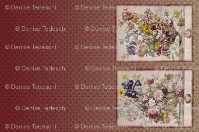 Large Classic Florals of April & June