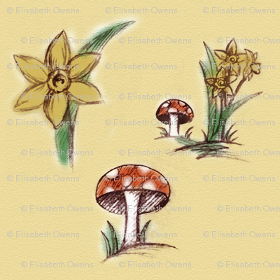 SpringDaffodils