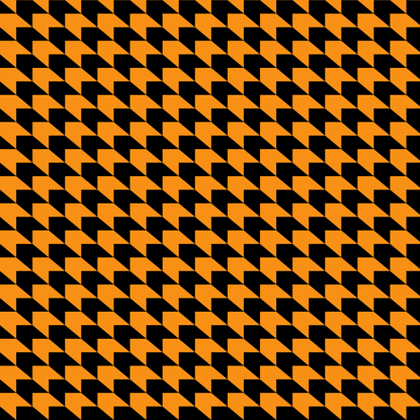 houndstooth_orbk fabric by neal on Spoonflower - custom fabric