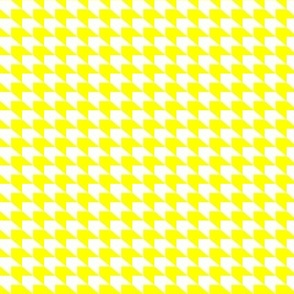 houndstooth_yellow