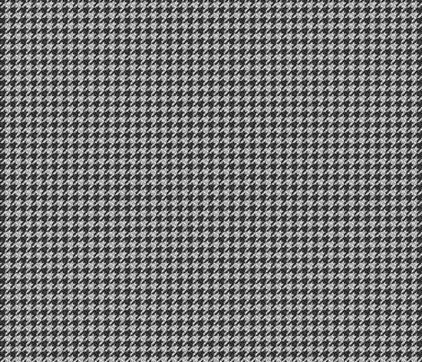 Polka Dot Houndstooth fabric by dentednj on Spoonflower - custom fabric