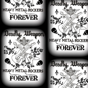 HEAVY METAL ROCKERS