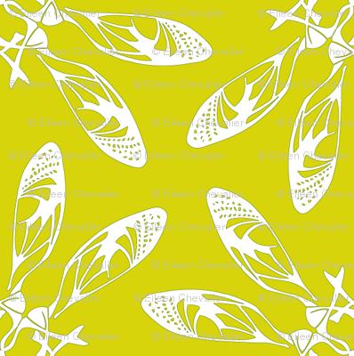 Yellow Seedflowella