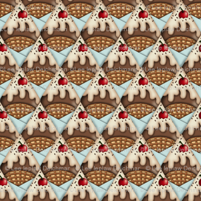 Ice Cream Tessellation