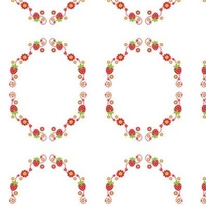 Strawberry Delight Tiles