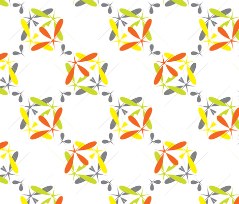 spinning_jenny_pattern fabric by julie_nelson_rhodes on Spoonflower - custom fabric