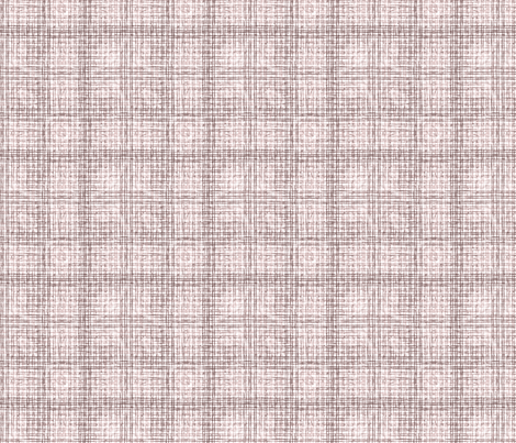 Ink Check - Plum fabric by kristopherk on Spoonflower - custom fabric
