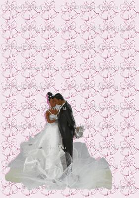 Bride and Groom-Purple-170