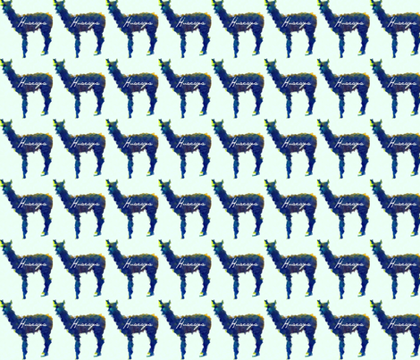 Fionn the Alpaca-ed fabric by alpaca_lady on Spoonflower - custom fabric