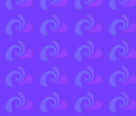 Swirl fabric by yarrow4 on Spoonflower - custom fabric