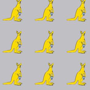 carry me - kangaroo