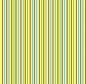 Spotty Stripes-- Yellow