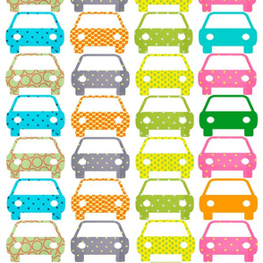 car_by_car_polka_dot_plain