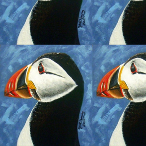 Large Puffin