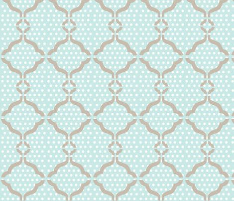 emmylattice-02 fabric by thehandmadehome on Spoonflower - custom fabric
