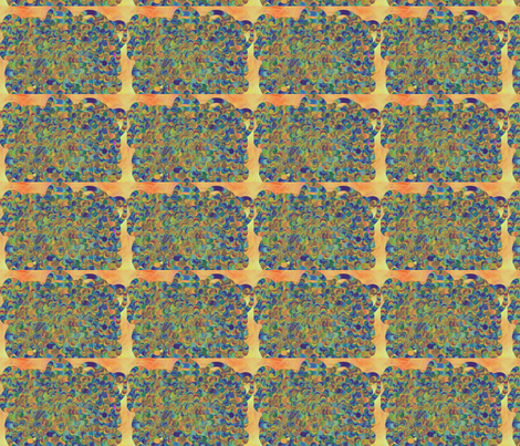worm farm fabric by jellybeanquilter on Spoonflower - custom fabric