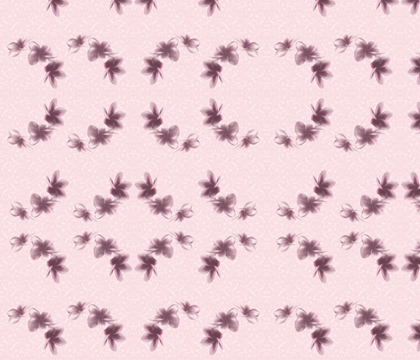 pinkorchids fabric by snork on Spoonflower - custom fabric