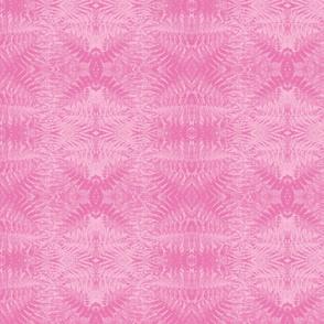 fern circle pink