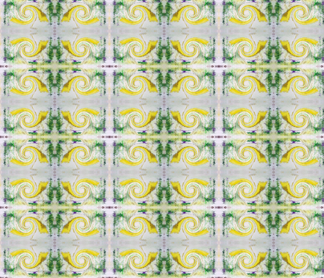 waterbird swirl fabric by yarrow4 on Spoonflower - custom fabric