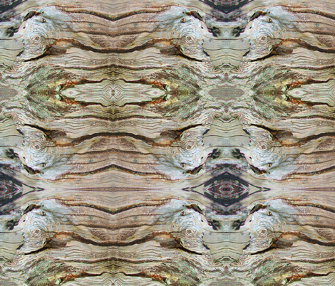 tree bark fabric by uzumakijo on Spoonflower - custom fabric