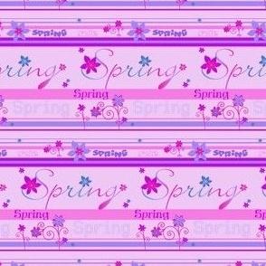 Bright Spring Floral!  - © PinkSodaPop 4ComputerHeaven.com