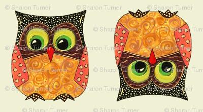 small scrummy owls