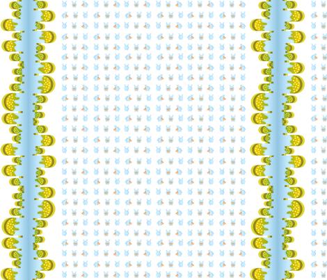 knubbl-wellen fabric by vina on Spoonflower - custom fabric