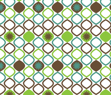 Pillow fabric by eedeedesignstudios on Spoonflower - custom fabric