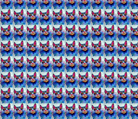 ally's kat fabric by pjay on Spoonflower - custom fabric