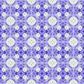 Jacaranda Petal Carpet