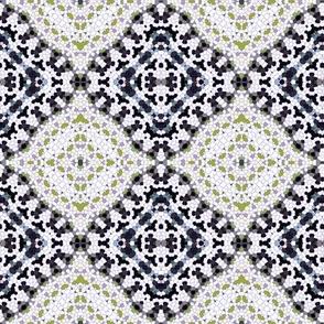 Jacaranda Midnight Mosaic