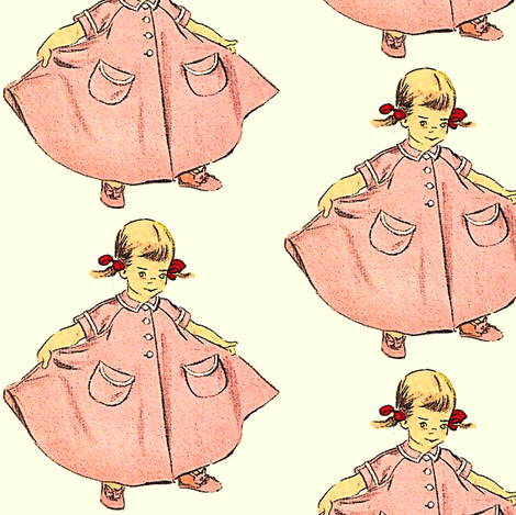 Cutie Pie 1 fabric by nalo_hopkinson on Spoonflower - custom fabric