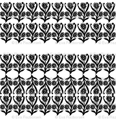 black and white no. 02